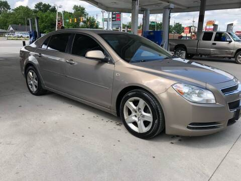 2008 Chevrolet Malibu for sale at JE Auto Sales LLC in Indianapolis IN