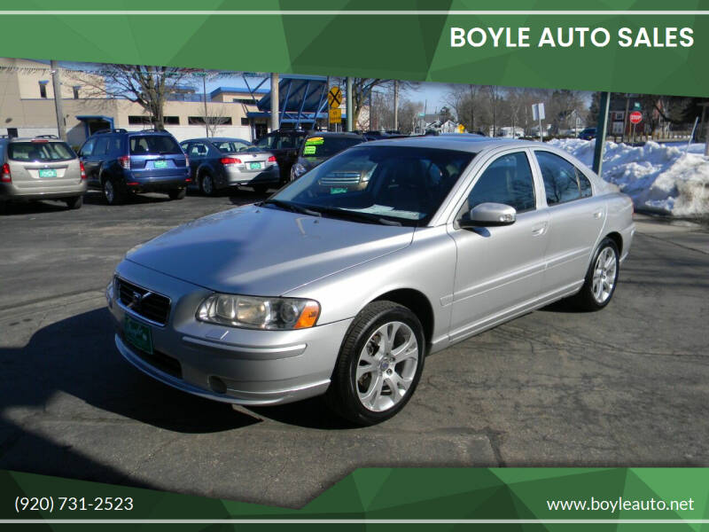 2009 Volvo S60 for sale at Boyle Auto Sales in Appleton WI