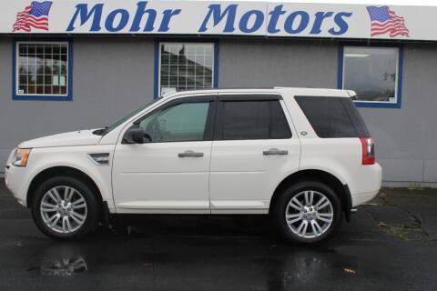 2010 Land Rover LR2 for sale at Mohr Motors in Salem OR