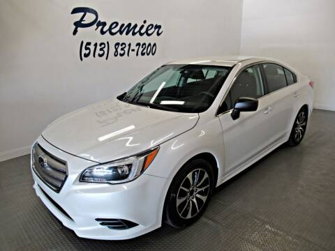 2016 Subaru Legacy for sale at Premier Automotive Group in Milford OH