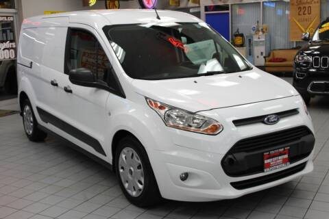 2017 Ford Transit Connect Cargo for sale at Windy City Motors in Chicago IL