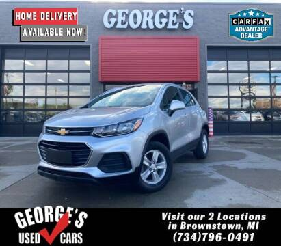 2018 Chevrolet Trax for sale at George's Used Cars - Pennsylvania & Allen in Brownstown MI