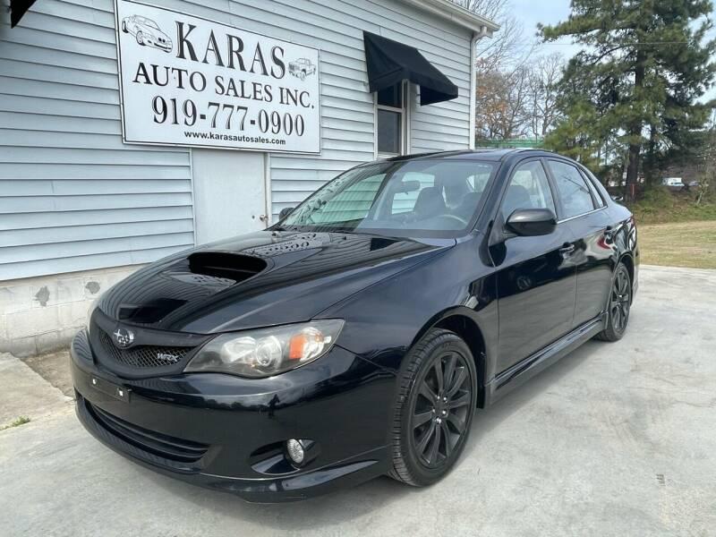 2009 Subaru Impreza for sale at Karas Auto Sales Inc. in Sanford NC