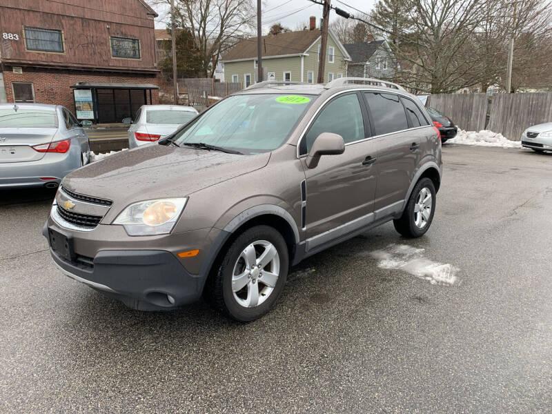 2012 Chevrolet Captiva Sport for sale at Capital Auto Sales in Providence RI