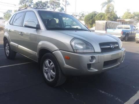 2008 Hyundai Tucson for sale at Low Price Auto Sales LLC in Palm Harbor FL