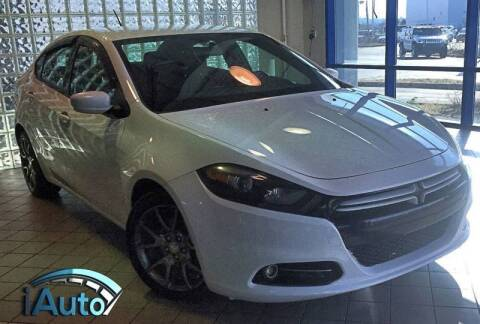 2013 Dodge Dart for sale at iAuto in Cincinnati OH