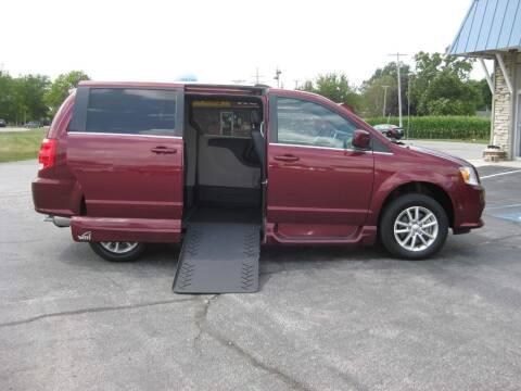 2018 Dodge Grand Caravan for sale at McCrocklin Mobility in Middletown IN