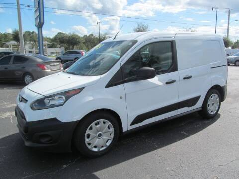 2015 Ford Transit Connect Cargo for sale at Blue Book Cars in Sanford FL