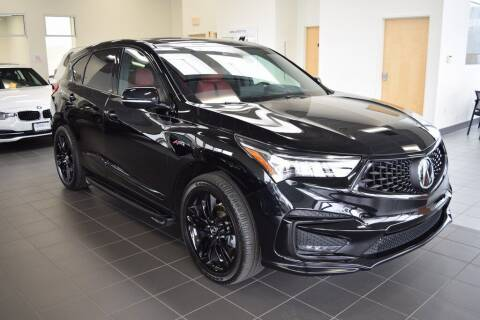 2020 Acura RDX for sale at BMW OF NEWPORT in Middletown RI