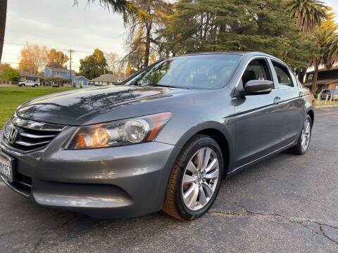 2012 Honda Accord for sale at California Diversified Venture in Livermore CA