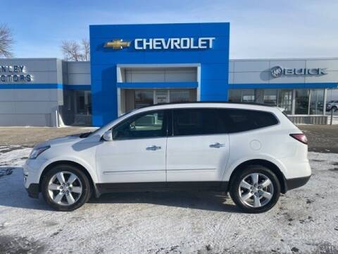 2017 Chevrolet Traverse for sale at Finley Motors in Finley ND