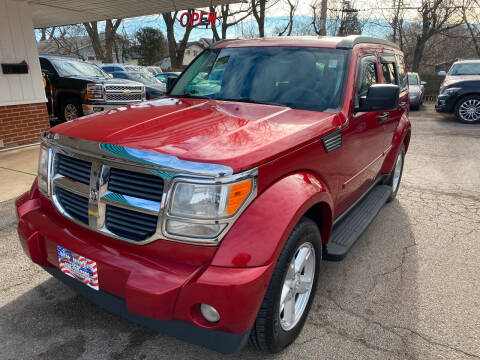 2007 Dodge Nitro for sale at New Wheels in Glendale Heights IL