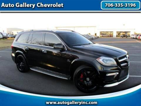 2014 Mercedes-Benz GL-Class for sale at Auto Gallery Chevrolet in Commerce GA