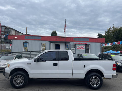 2005 Ford F-150 for sale at Valley Sports Cars in Des Moines WA