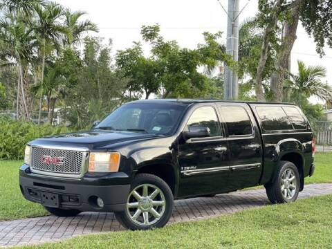 2008 GMC Sierra 1500 for sale at Citywide Auto Group LLC in Pompano Beach FL