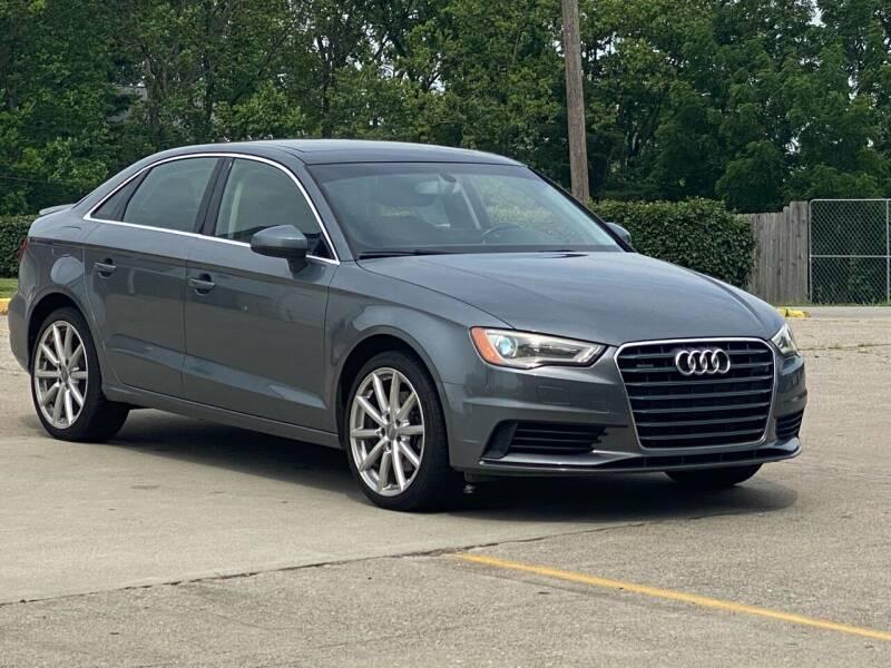 2015 Audi A3 for sale at Digital Auto in Lexington KY
