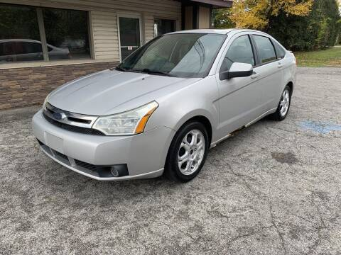 2009 Ford Focus for sale at Settle Auto Sales STATE RD. in Fort Wayne IN