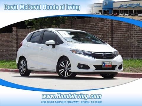 2020 Honda Fit for sale at DAVID McDAVID HONDA OF IRVING in Irving TX
