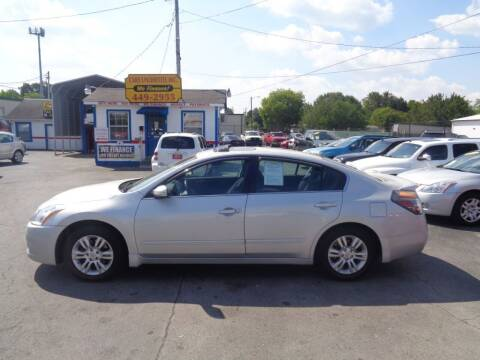 2011 Nissan Altima for sale at Cars Unlimited Inc in Lebanon TN
