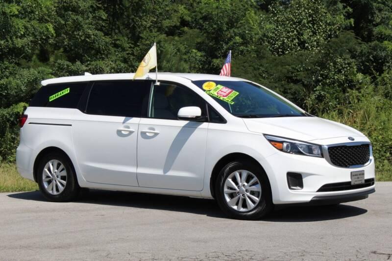 2017 Kia Sedona for sale at McMinn Motors Inc in Athens TN