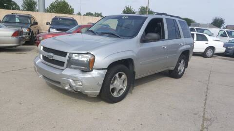 2006 Chevrolet TrailBlazer for sale at Prunto Motor Inc. in Dearborn MI
