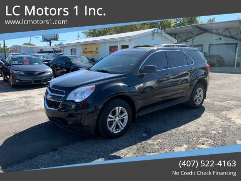 2015 Chevrolet Equinox for sale at LC Motors 1 Inc. in Orlando FL