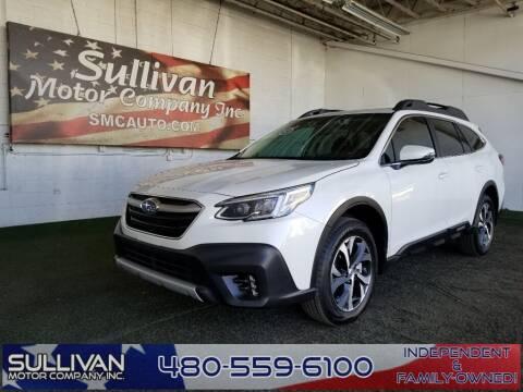 2022 Subaru Outback for sale at TrucksForWork.net in Mesa AZ