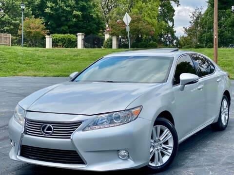 2013 Lexus ES 350 for sale at Sebar Inc. in Greensboro NC