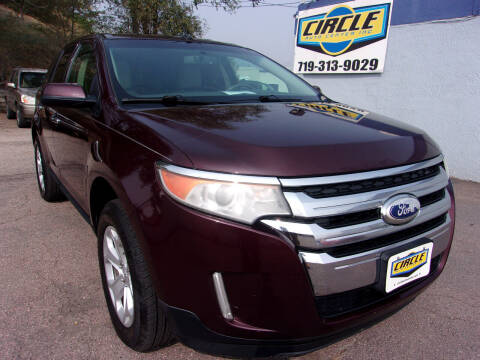 2011 Ford Edge for sale at Circle Auto Center in Colorado Springs CO