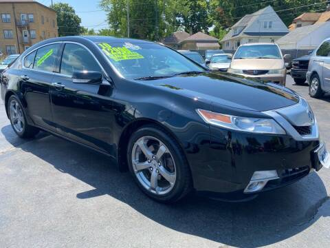 2010 Acura TL for sale at Streff Auto Group in Milwaukee WI