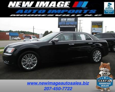 2013 Chrysler 300 for sale at New Image Auto Imports Inc in Mooresville NC