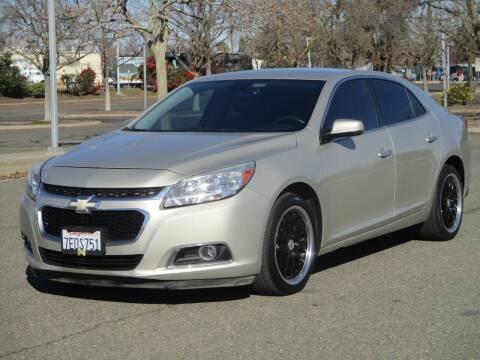 2014 Chevrolet Malibu for sale at General Auto Sales Corp in Sacramento CA