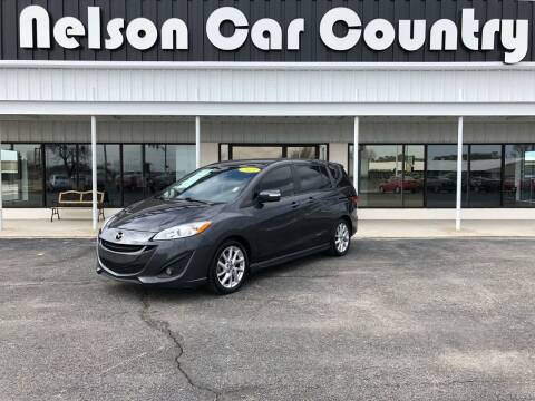 2015 Mazda MAZDA5 for sale at Nelson Car Country in Bixby OK
