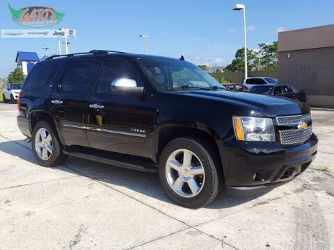 2013 Chevrolet Tahoe for sale at GATOR'S IMPORT SUPERSTORE in Melbourne FL