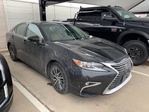 2016 Lexus ES 350 for sale at Excellence Auto Direct in Euless TX