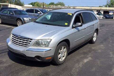 2005 Chrysler Pacifica for sale at WEINLE MOTORSPORTS in Cleves OH