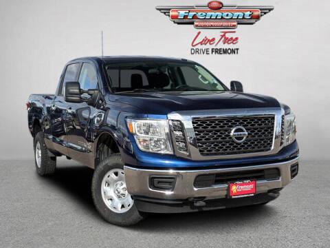2017 Nissan Titan XD for sale at Rocky Mountain Commercial Trucks in Casper WY