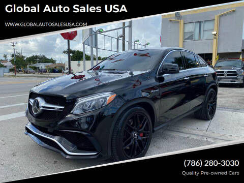 2016 Mercedes-Benz GLE for sale at Global Auto Sales USA in Miami FL