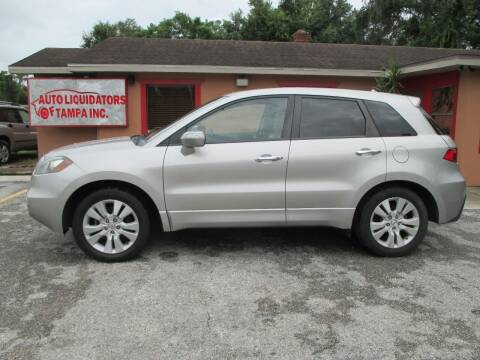 2010 Acura RDX for sale at Auto Liquidators of Tampa in Tampa FL