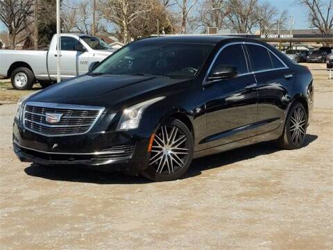 2015 Cadillac ATS for sale at Bryans Car Corner in Chickasha OK