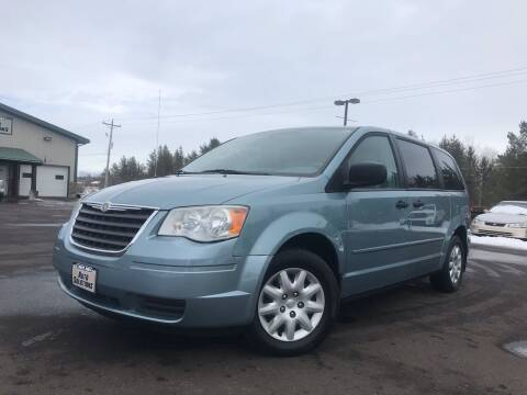 2008 Chrysler Town and Country for sale at Lakes Area Auto Solutions in Baxter MN