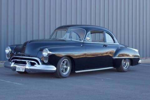 1950 Oldsmobile Delta Eighty-Eight for sale at Classic Car Deals in Cadillac MI