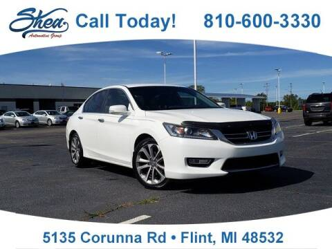 2013 Honda Accord for sale at Erick's Used Car Factory in Flint MI