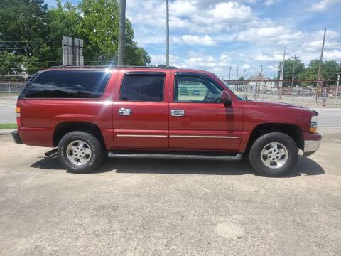 2002 Chevrolet Suburban for sale at Tims Auto Sales in Rocky Mount NC