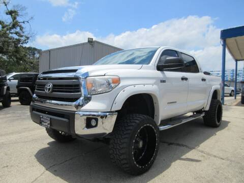 2015 Toyota Tundra for sale at Quality Investments in Tyler TX
