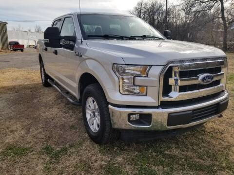 2017 Ford F-150 for sale at Empire Auto Remarketing in Shawnee OK