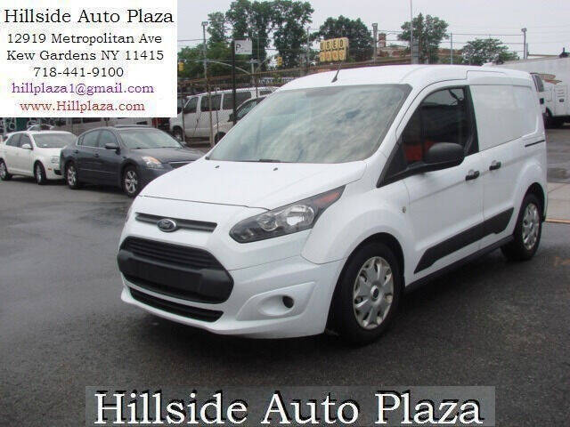 2014 Ford Transit Connect Cargo for sale at Hillside Auto Plaza in Kew Gardens NY