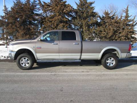 2010 Dodge Ram Pickup 2500 for sale at Joe's Motor Company in Hazard NE
