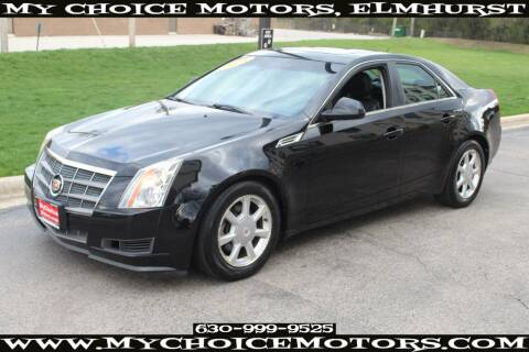 2008 Cadillac CTS for sale at Your Choice Autos - My Choice Motors in Elmhurst IL