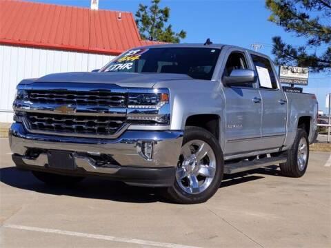 2018 Chevrolet Silverado 1500 for sale at Bryans Car Corner in Chickasha OK